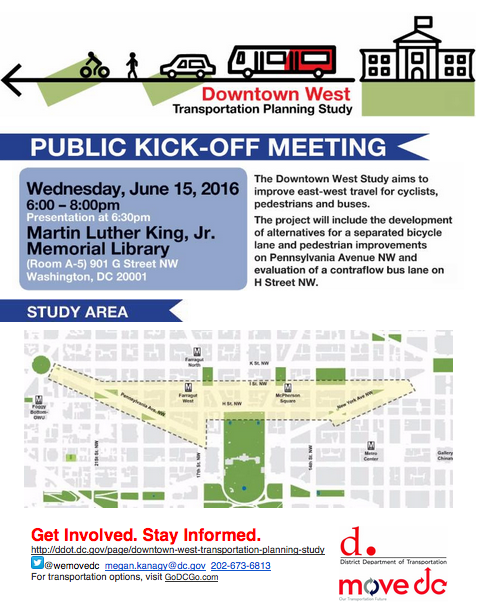 Downtown West Transportation Planning Study
