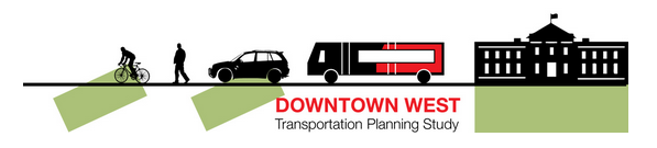Downtown West Transportation Study